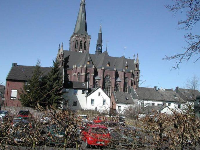 Blick auf St. Cornelius